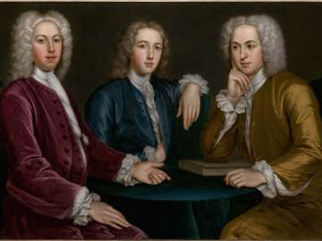 Daniel, Peter, and Andrew Oliver
