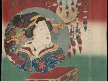 Shaka hassô zoku yamato bunko (A Japanese Version of the Life of the Buddha, Continued)