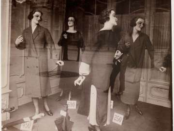 Window Display—Mannequins (Avenue de Gobelins, Paris)