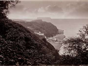 Clovelly from the Hobby (Devonshire)
