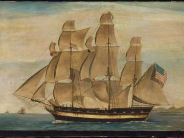 Early American Privateer