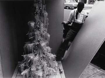 New York City, 1963 (Christmas Tree)