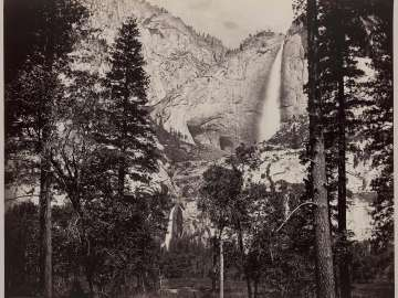 The Yosemite Falls