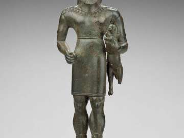 Hermes Kriophoros (the ram bearer)