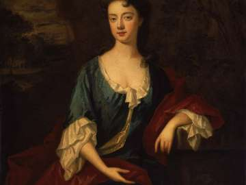 Portrait of a Woman (said to be Mary Bentinck, Countess of Essex)