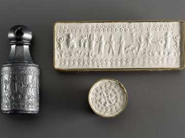 Stamp-cylinder seal (