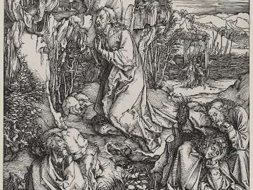 Agony in the Garden (Large Passion)