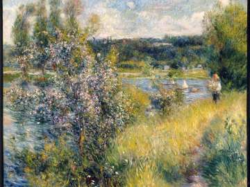 The Seine at Chatou