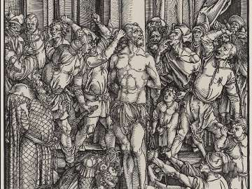 Flagellation of Christ (Large Passion)