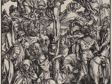 Crucifixion (Large Passion)