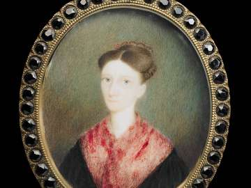 Mrs. David Hough Ela (Eliza Hall)