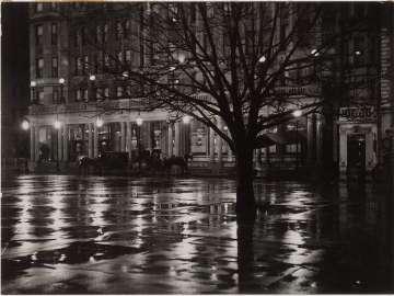 Reflections—Night (New York)