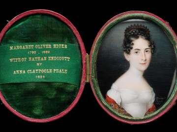 Mrs. Nathan Endicott (Margaret Oliver Hicks)
