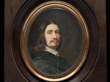 Phillipe de Champaigne (Copy After a Self Portrait)