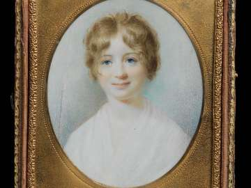 Portrait of a Young Woman (Annette)