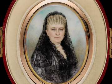 Mrs. Alexander Moseley (Frances Alexander)