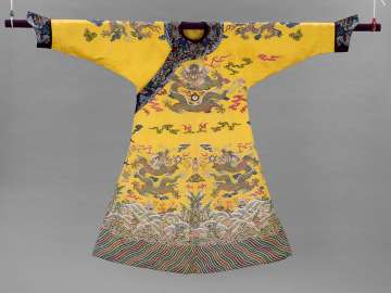 Man's semi-formal court robe (jifu)