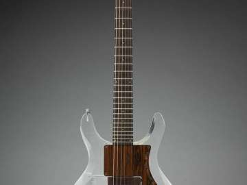 Electric guitar (Dan Armstrong model)