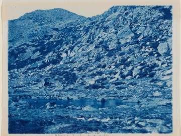 """""""Starr Lake, Mt. Adams"""""""