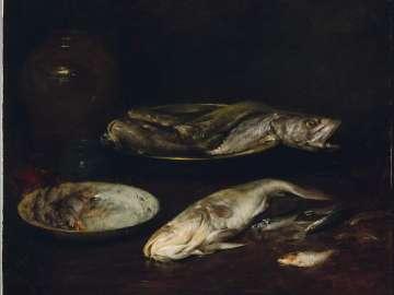 Still Life—Fish