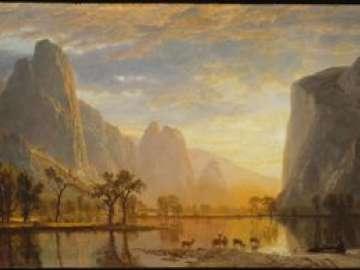 Valley of the Yosemite