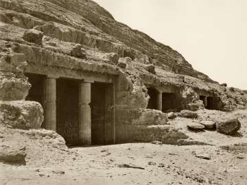 Tombs of Beni Hassan, Upper Egypt