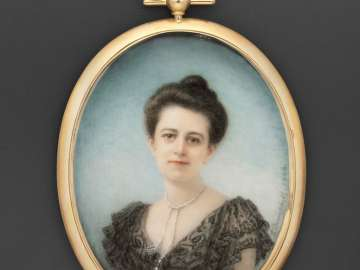 Martha Codman (Mrs. Maxim Karolik)