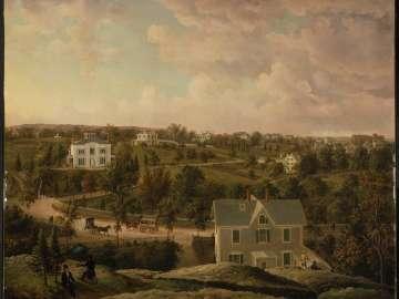 View of Roxbury