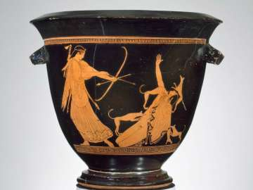 Mixing bowl (bell krater)