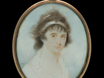 Mrs. Nathaniel West (Elizabeth Crowinshield Derby)