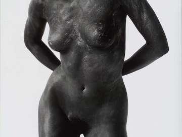 Black Female Torso, Los Angeles