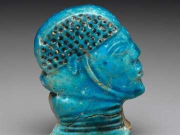 Head of a Nubian