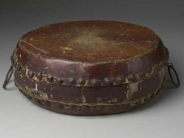 Barrel drum (zhangu)