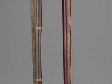 Fiddle (banhu) and bow