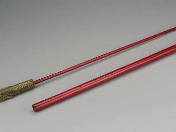 Stage prop flute (yue)