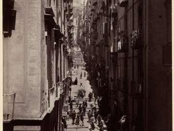 Napoli Gradoni di chiaia