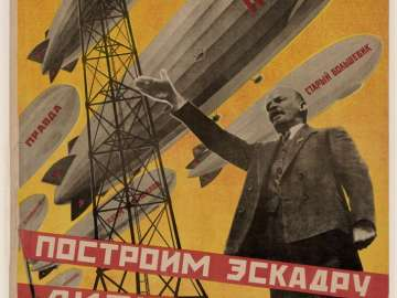 Let's Build a Fleet of Dirigibles in Lenin's Name