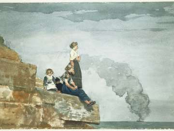 Fisherman's Family (The Lookout)
