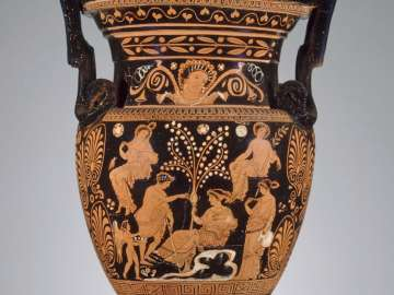 Mixing bowl (volute-krater)
