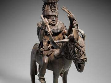 Mounted ruler (so-called Horseman)