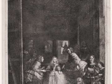 The Ladies-in-Waiting (Las Meninas)