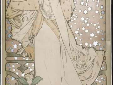 La Dame aux Camelias/ Sarah Bernhardt/ Theatre de la Renaissance