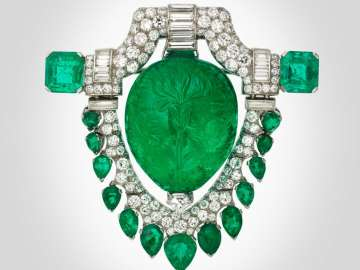 Marjorie Merriweather Post brooch
