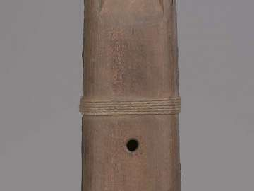 Duct whistle (after 19th-century Northwest Coast Indian type)