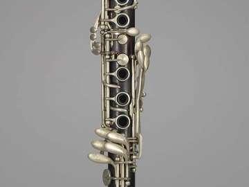 Clarinet in B-flat (Mazzeo system)