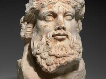 Herm bust of Dionysos