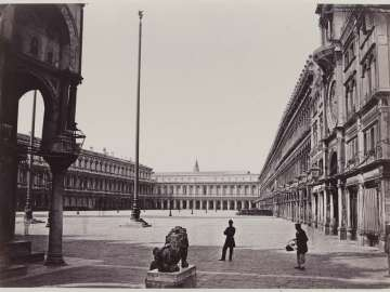 Piazza San Marco from the Piazzetta dei Leoncini