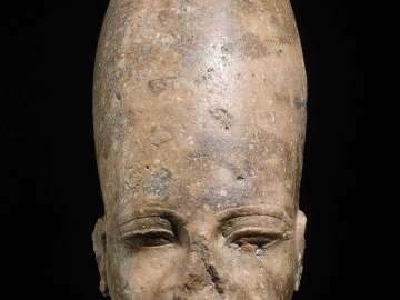 Head of Amenhotep III