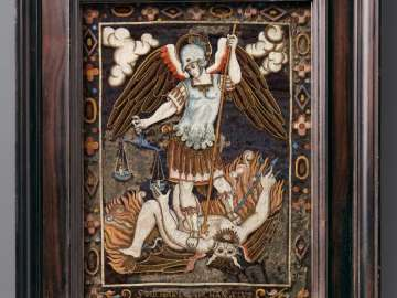 St. Michael Slaying the Devil (S. Michael Archangelus)