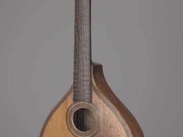 Cittern (Portuguese guitar)